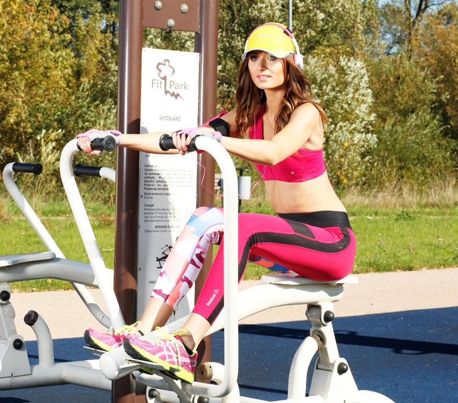 Czy na siłowni plenerowej można schudnąć
